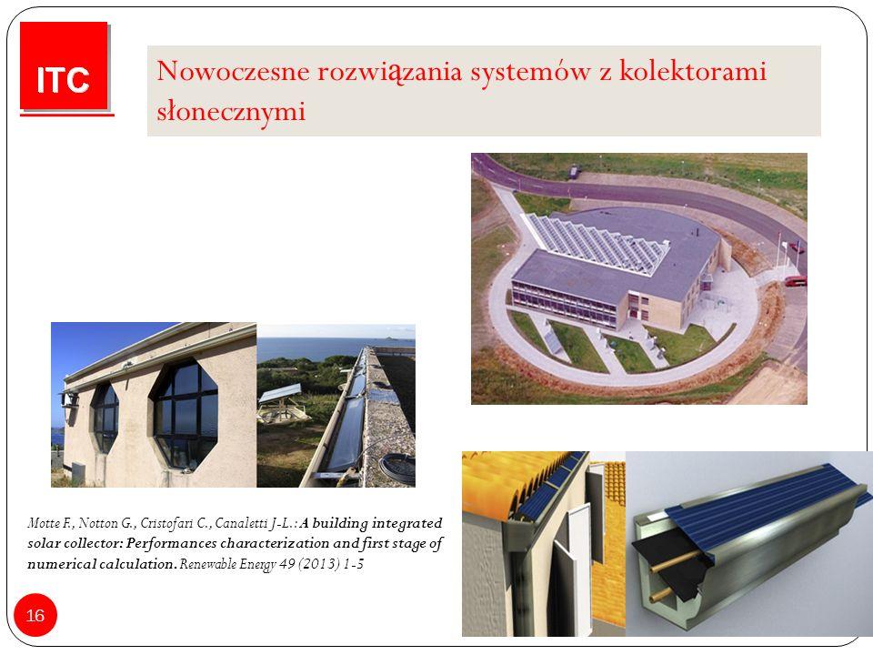 Nowoczesne rozwiązania systemów z kolektorami słonecznymi