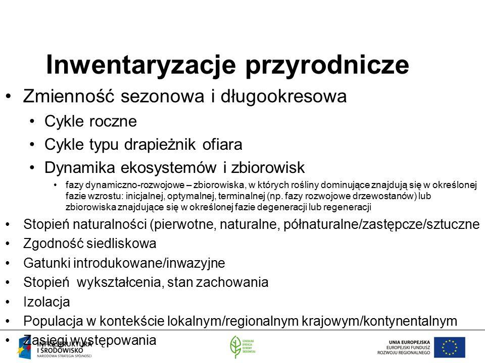 Inwentaryzacje przyrodnicze