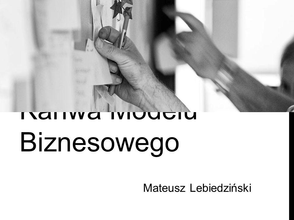 Kanwa Modelu Biznesowego