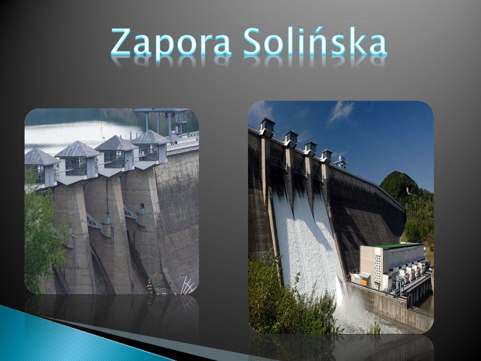 Zapora Solińska