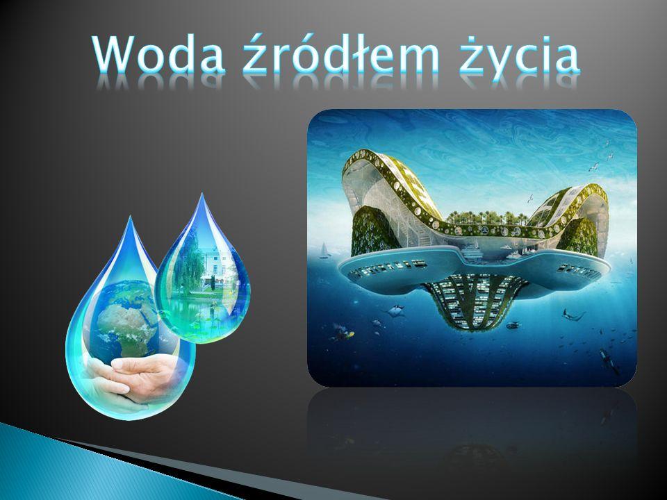Woda źródłem życia