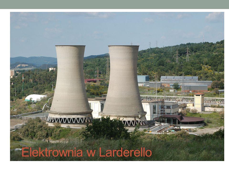 Elektrownia w Larderello