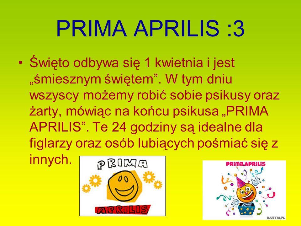 PRIMA APRILIS :3