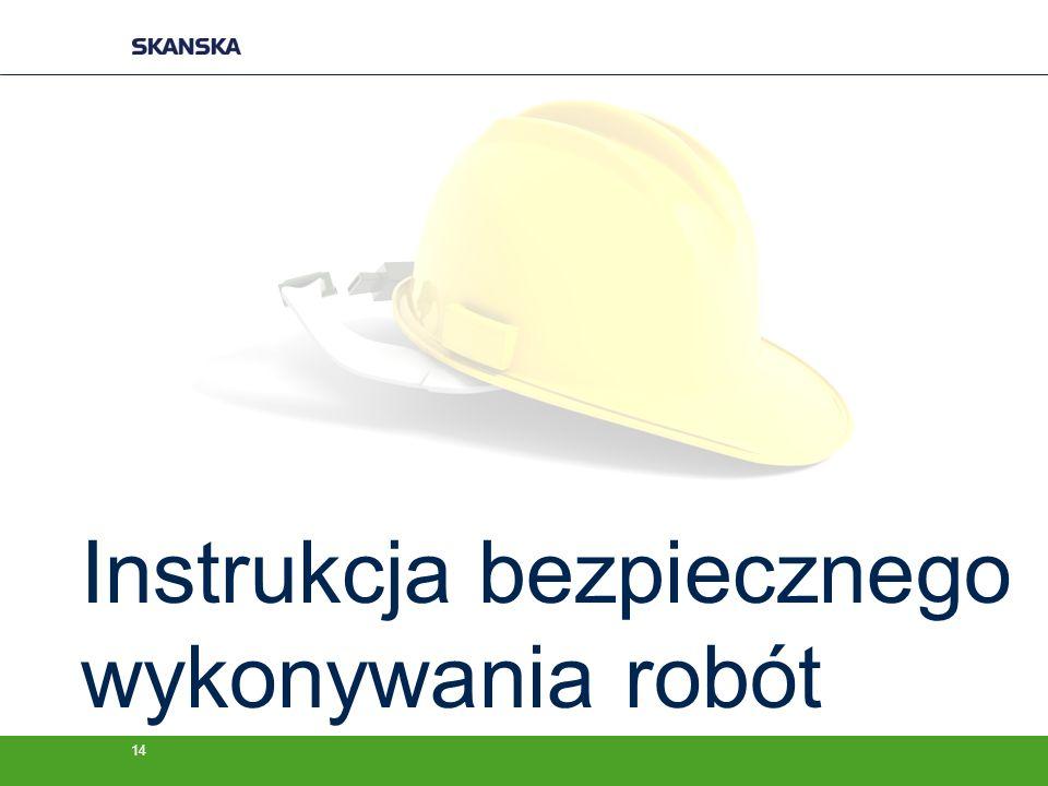 Instrukcja bezpiecznego