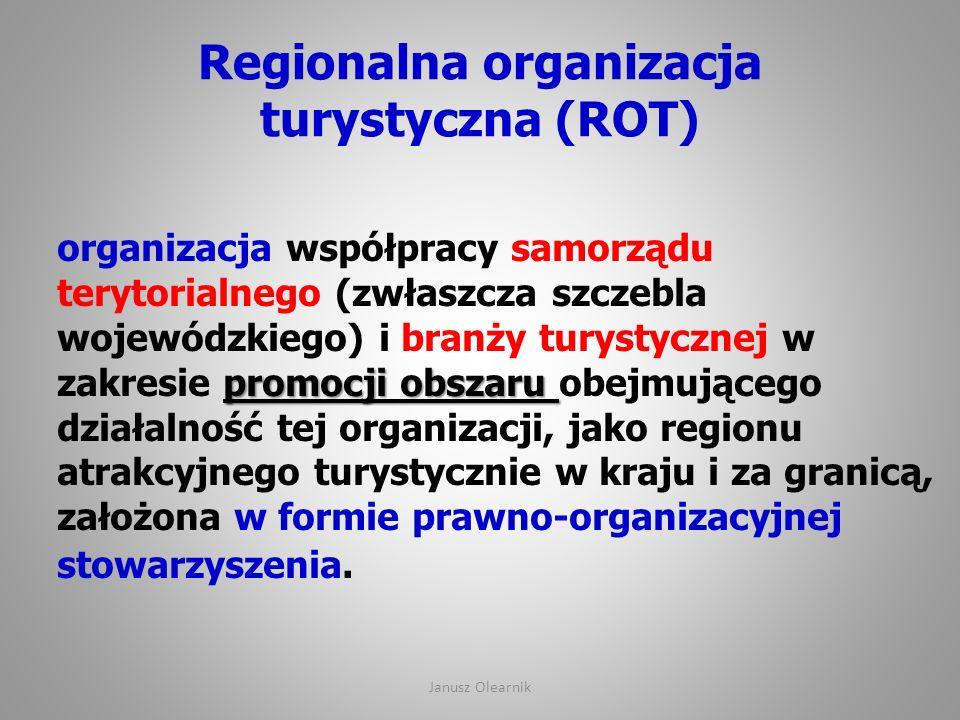 Regionalna organizacja turystyczna (ROT)