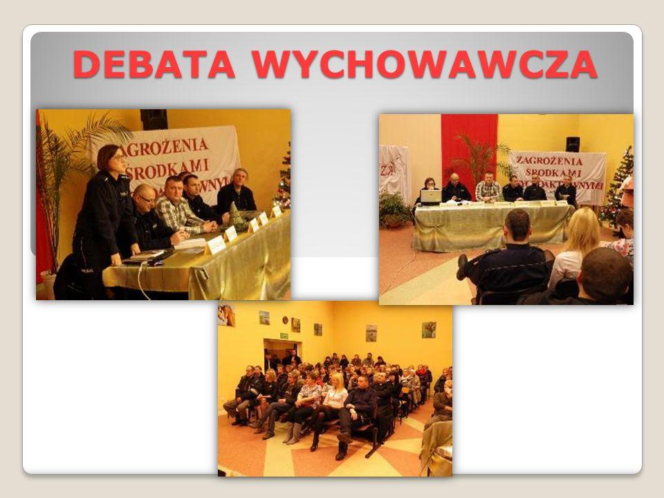 DEBATA WYCHOWAWCZA