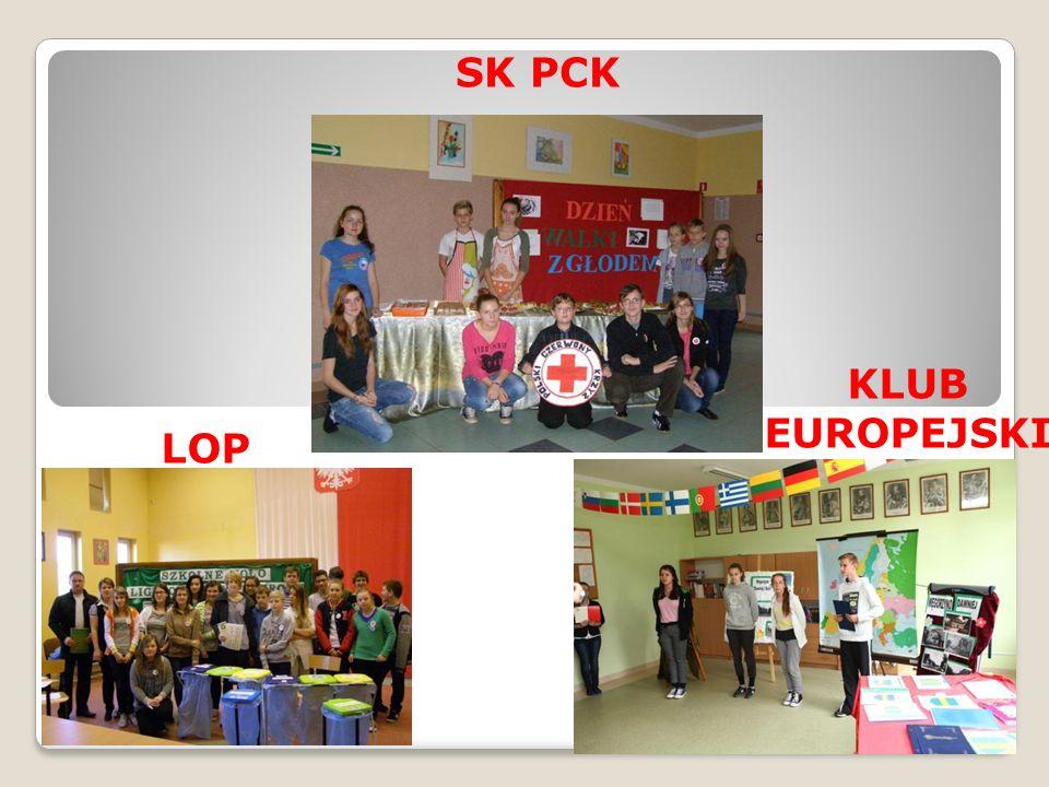 SK PCK KLUB EUROPEJSKI LOP