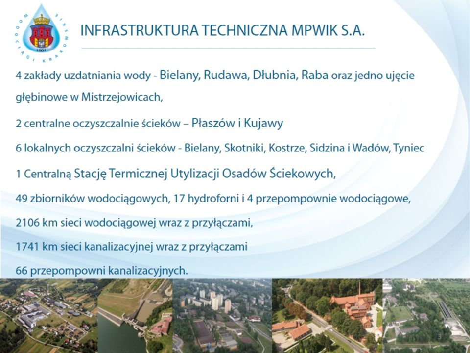 INFRASTRUKTURA TECHNICZNA MPWIK S.A.