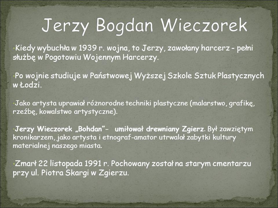 Jerzy Bogdan Wieczorek