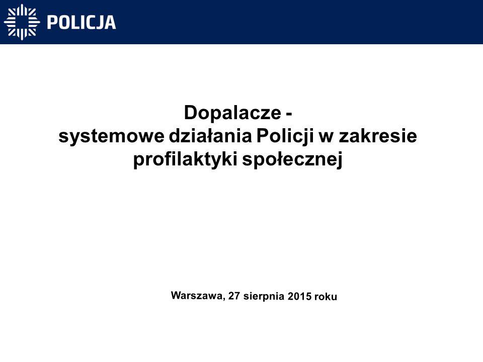 Warszawa, 27 sierpnia 2015 roku