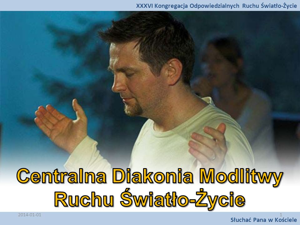 Centralna Diakonia Modlitwy