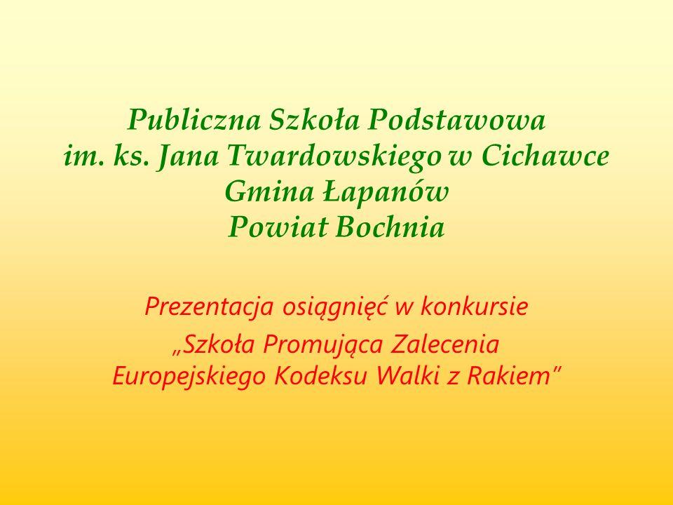 Publiczna Szkoła Podstawowa im. ks