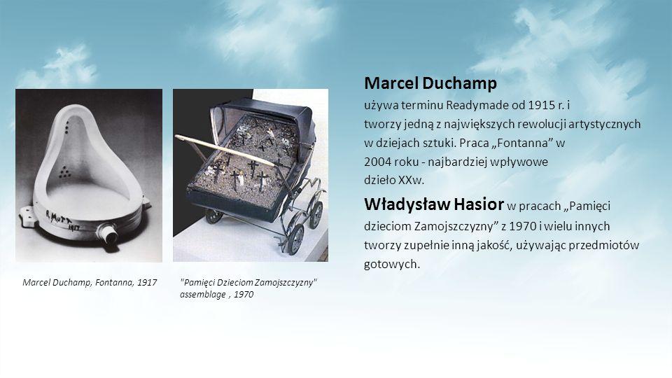"""Władysław Hasior w pracach """"Pamięci"""