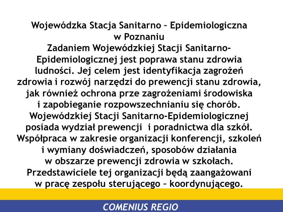 Wojewódzka Stacja Sanitarno – Epidemiologiczna w Poznaniu