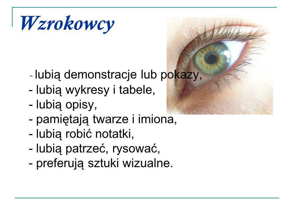 Wzrokowcy