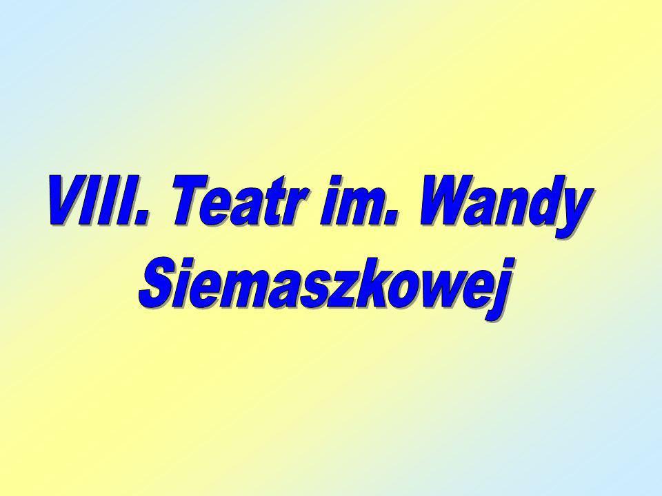 VIII. Teatr im. Wandy Siemaszkowej