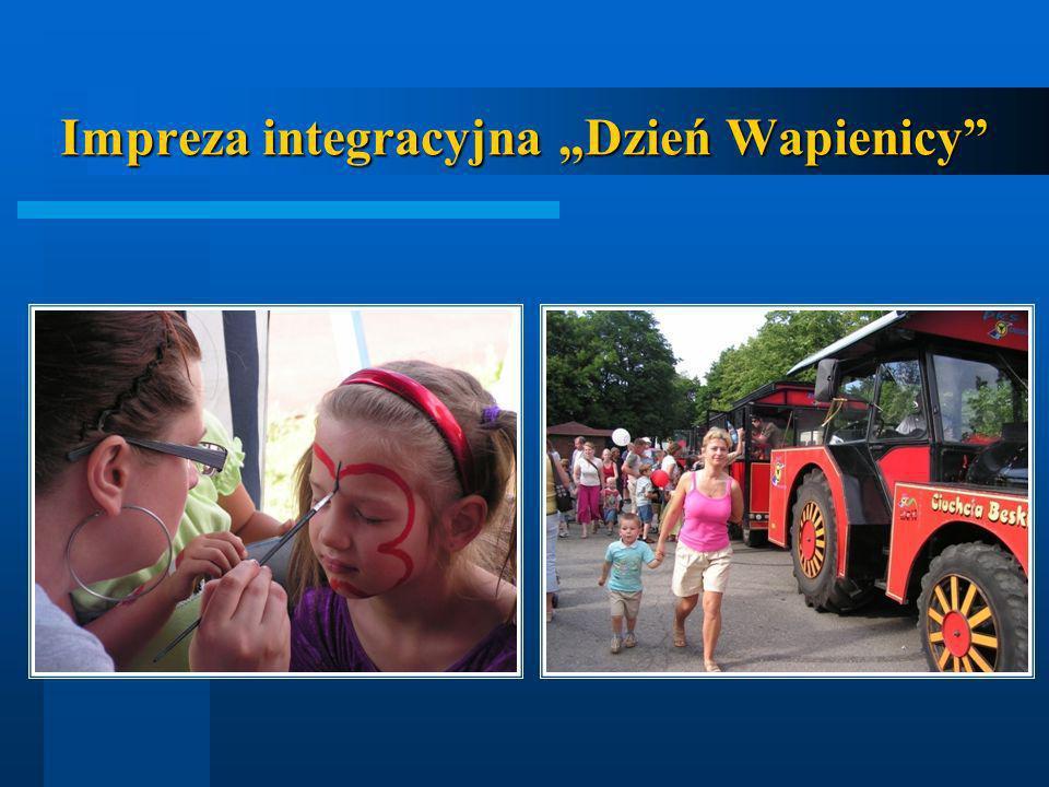 """Impreza integracyjna """"Dzień Wapienicy"""