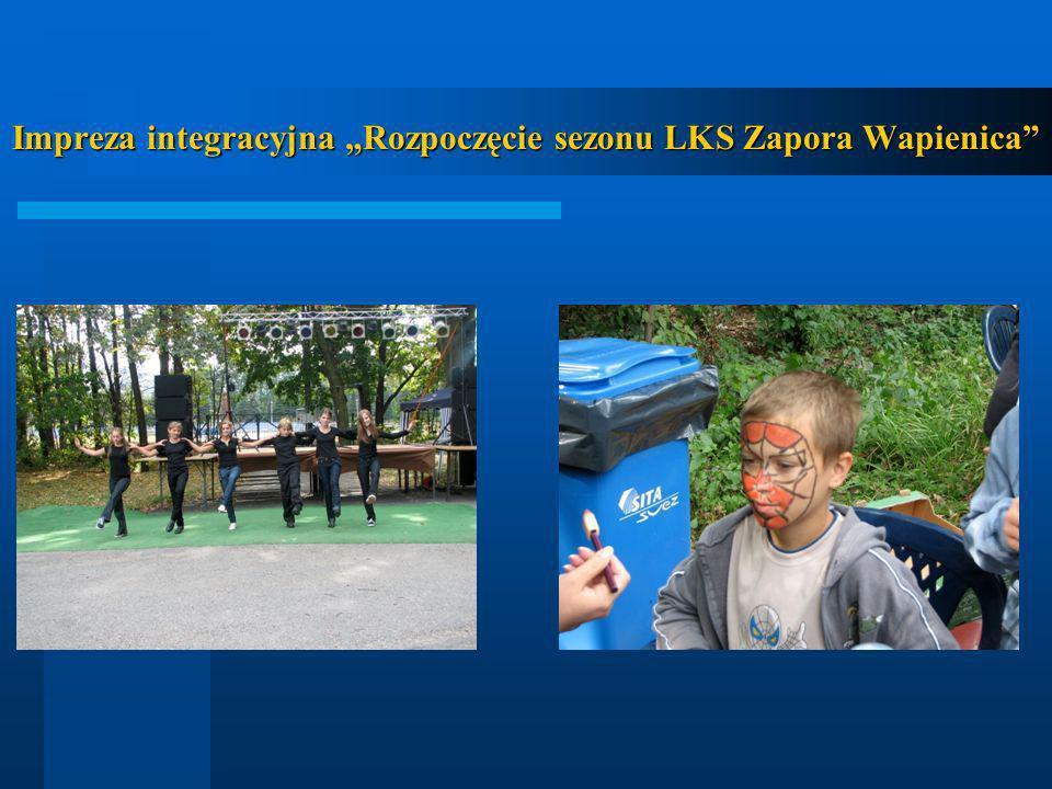 """Impreza integracyjna """"Rozpoczęcie sezonu LKS Zapora Wapienica"""