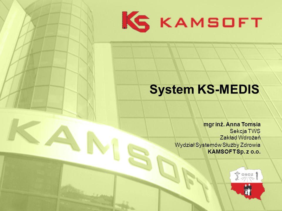 System KS-MEDISmgr inż.