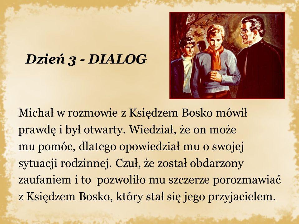 Dzień 3 - DIALOG