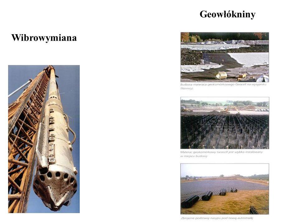 Geowłókniny Wibrowymiana