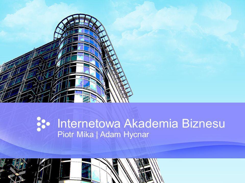 Internetowa Akademia Biznesu