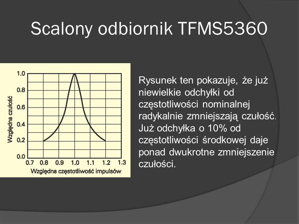 Scalony odbiornik TFMS5360
