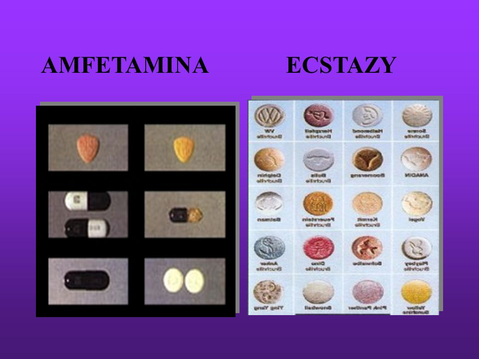 AMFETAMINA ECSTAZY