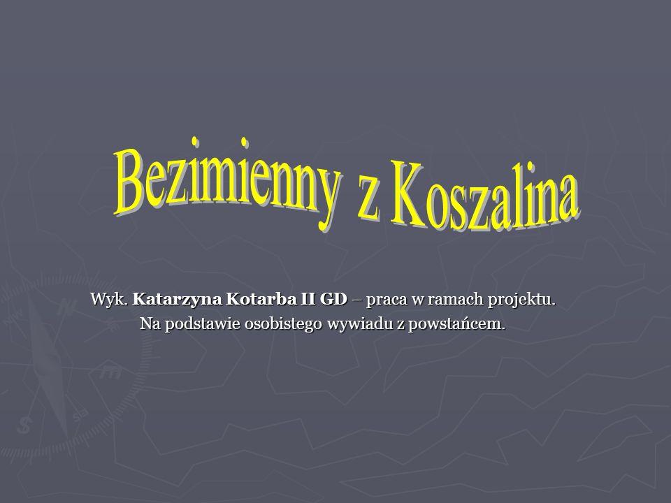 Bezimienny z Koszalina