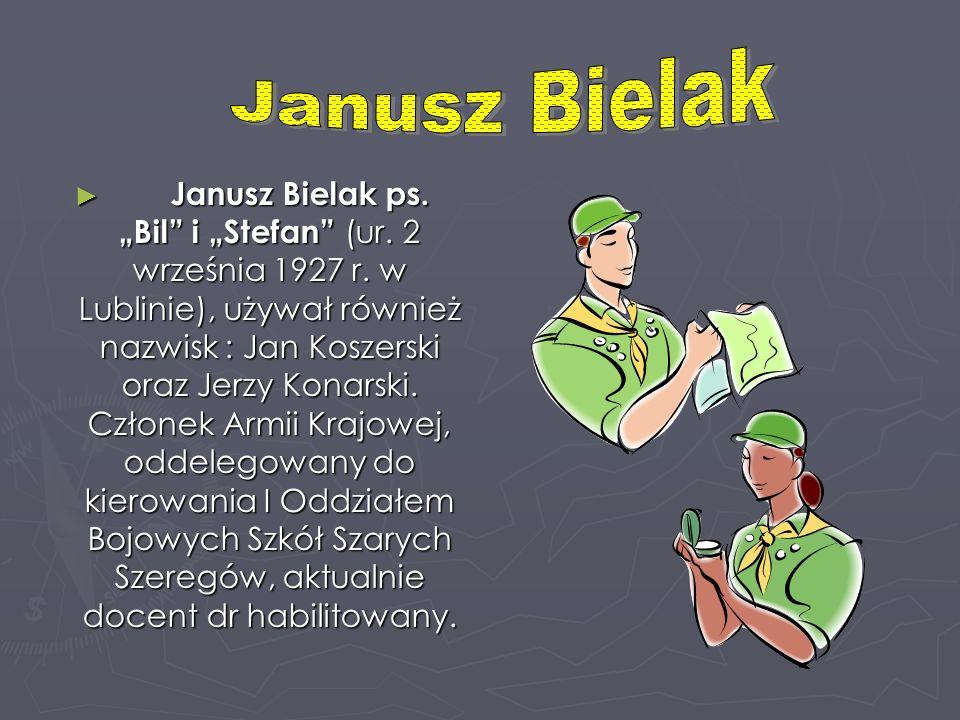 Janusz Bielak
