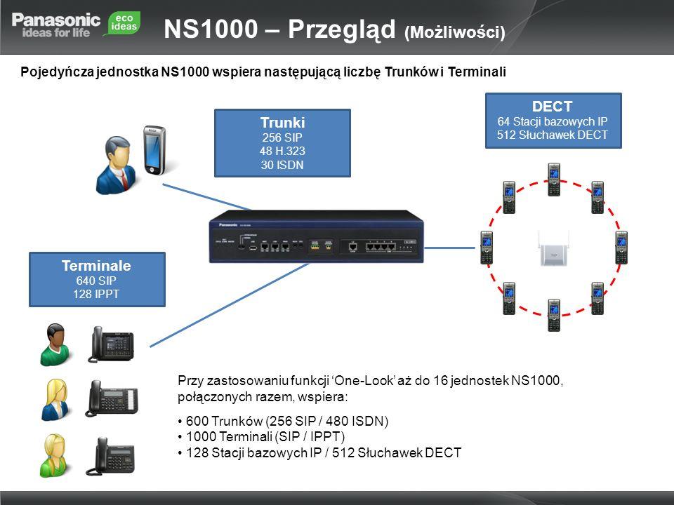 NS1000 – Przegląd (Możliwości)