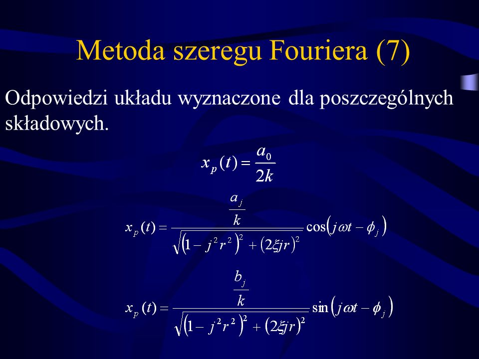 Metoda szeregu Fouriera (7)