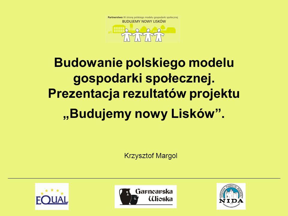 Budowanie polskiego modelu gospodarki społecznej