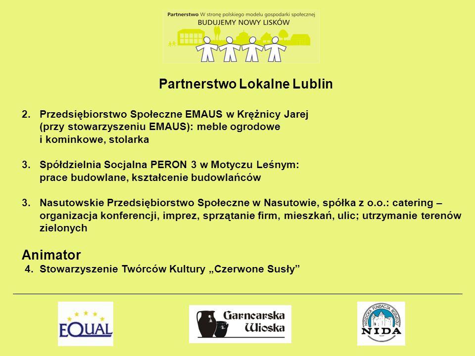 Partnerstwo Lokalne Lublin