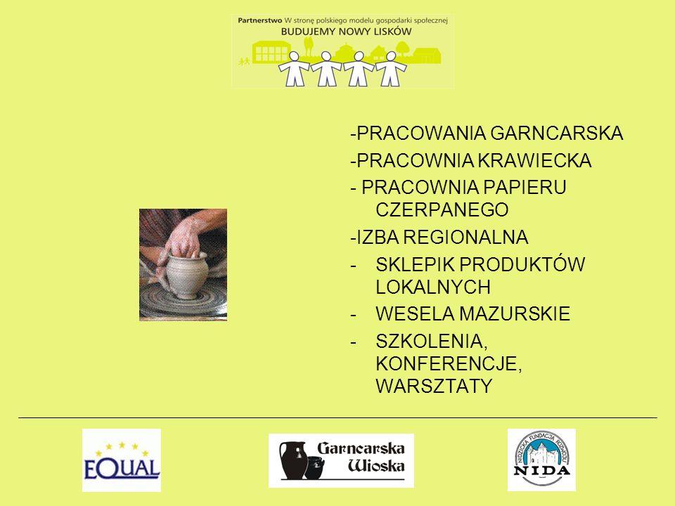 -PRACOWANIA GARNCARSKA