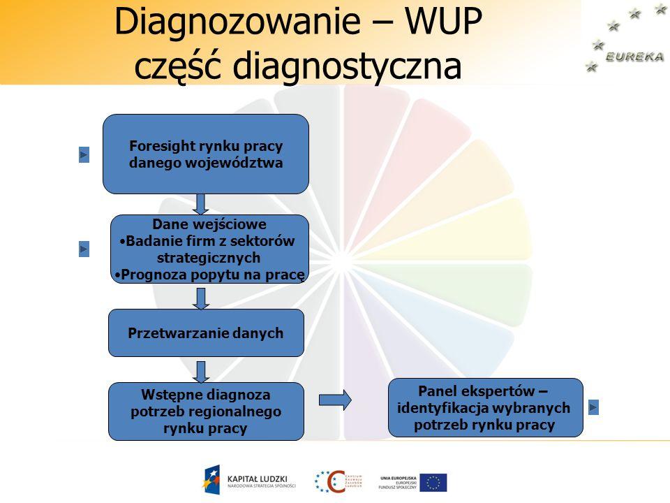 Diagnozowanie – WUP część diagnostyczna