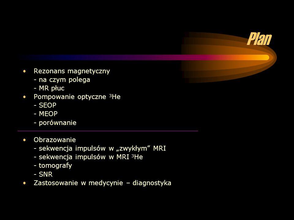 Plan Rezonans magnetyczny - na czym polega - MR płuc