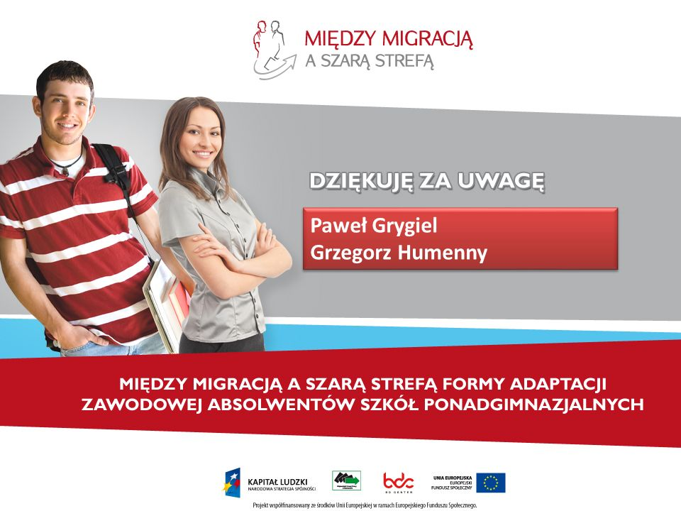 Paweł Grygiel Grzegorz Humenny