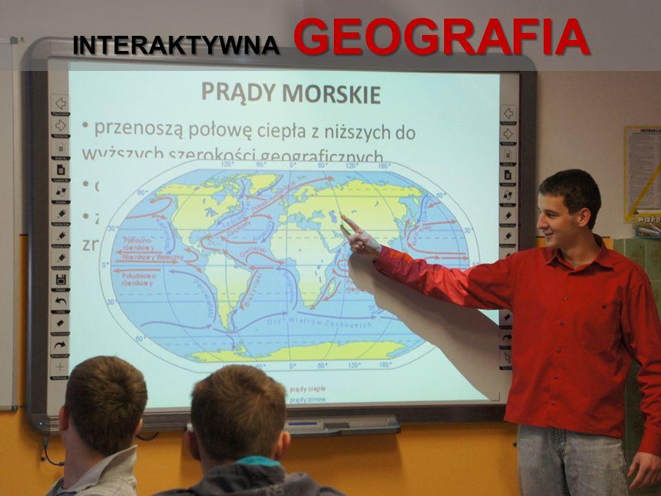 INTERAKTYWNA GEOGRAFIA