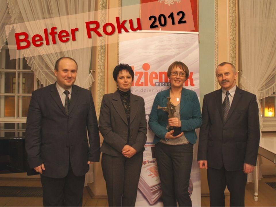 Belfer Roku 2012