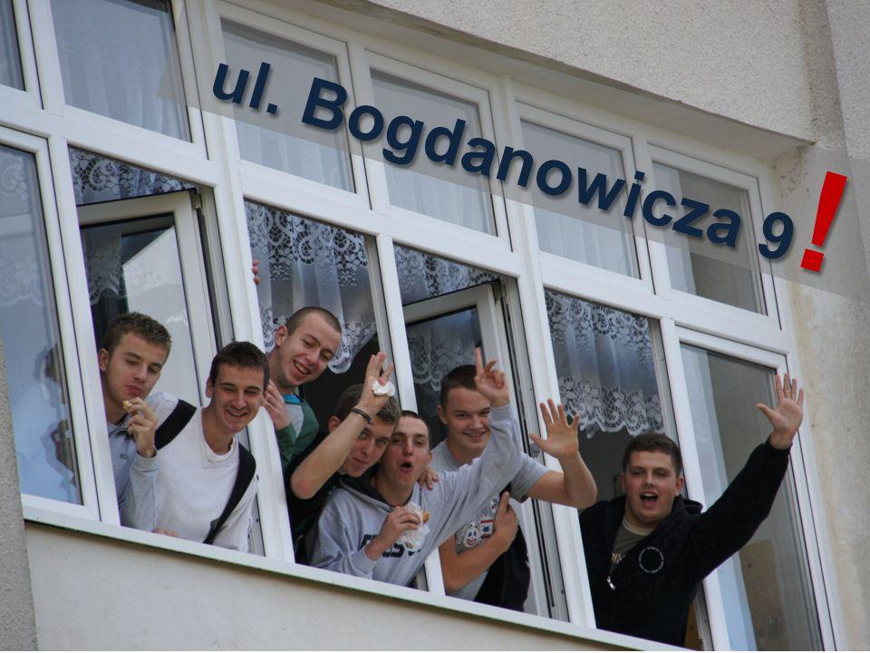 ul. Bogdanowicza 9!