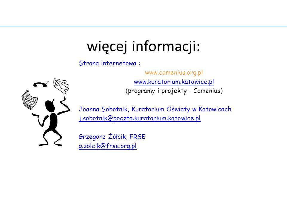 (programy i projekty - Comenius)