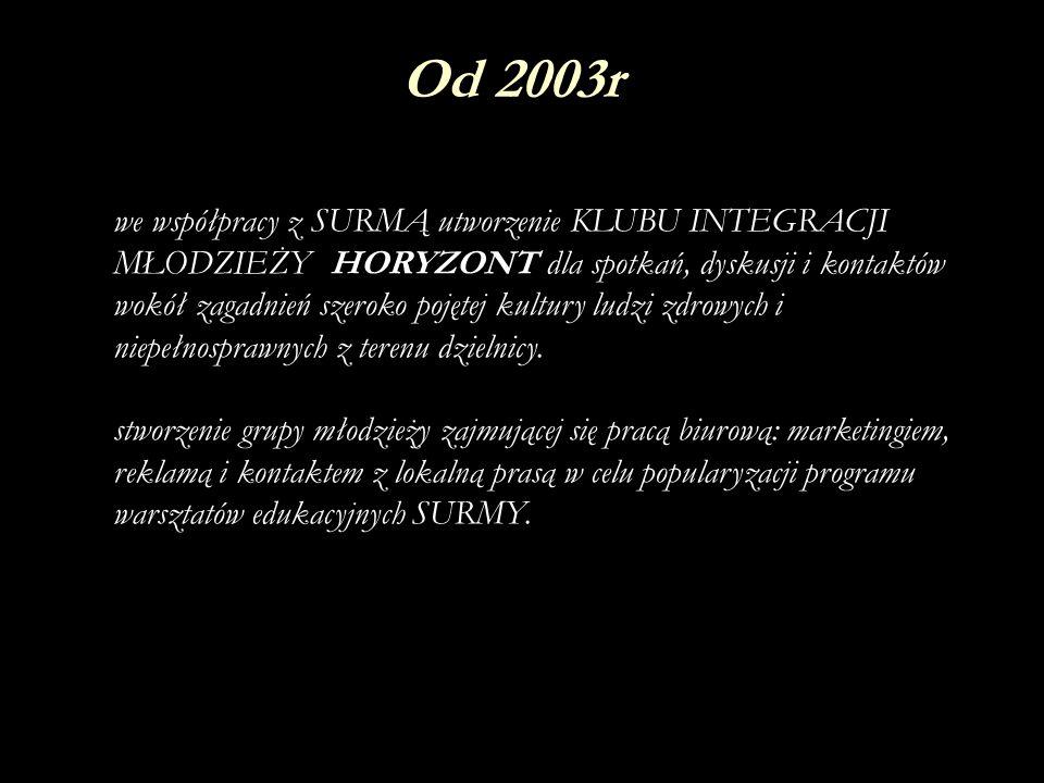 Od 2003r