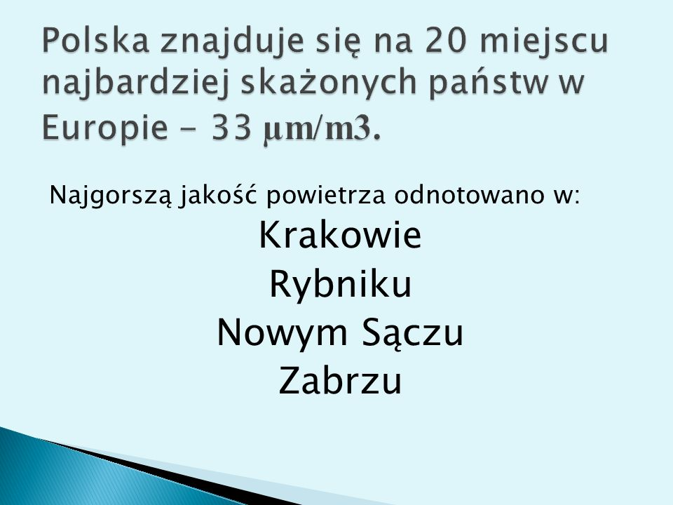 Krakowie Rybniku Nowym Sączu Zabrzu