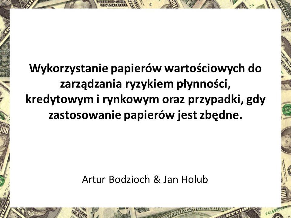 Artur Bodzioch & Jan Holub