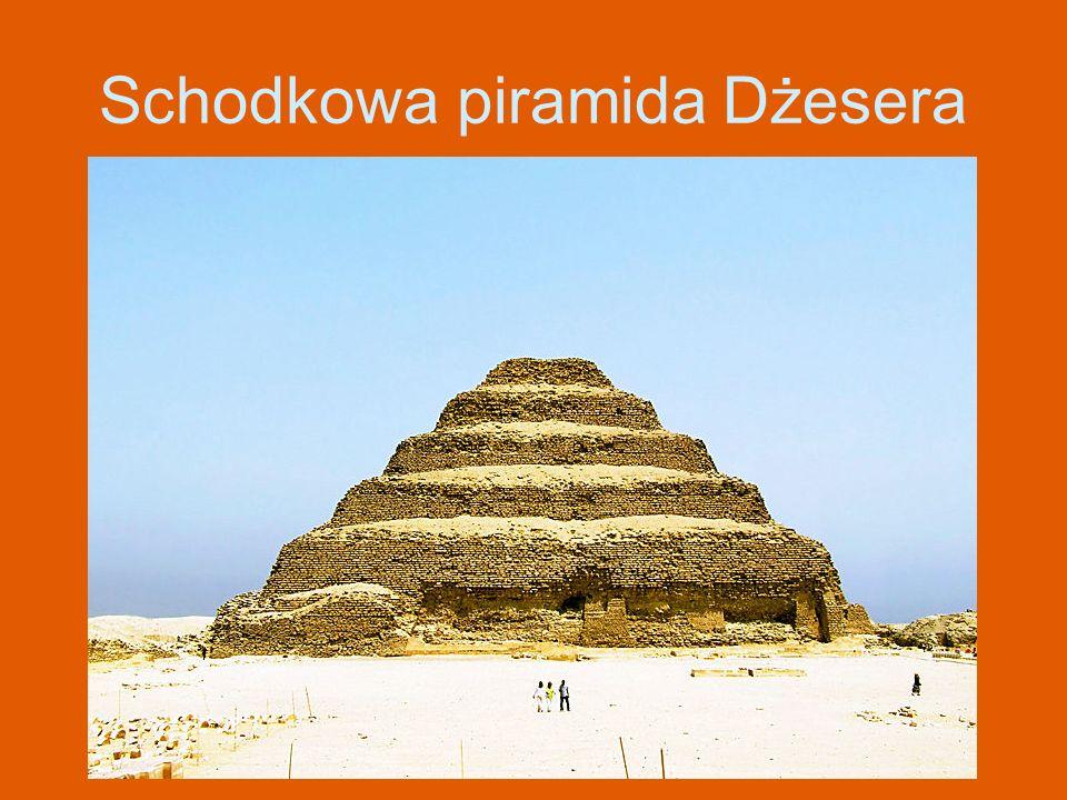 Schodkowa piramida Dżesera