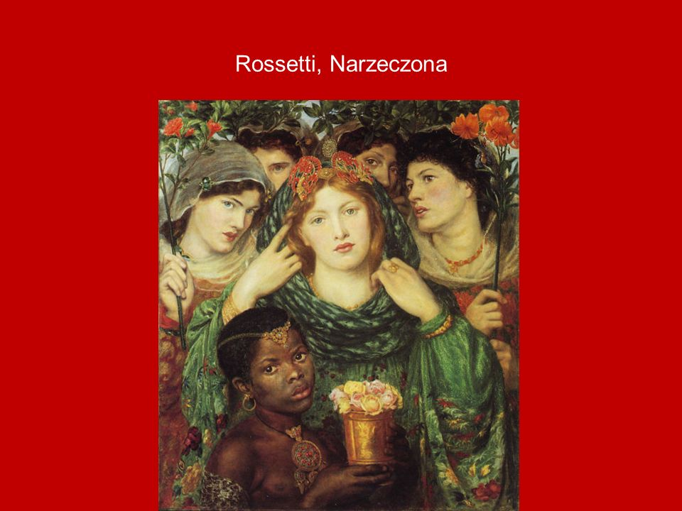 Rossetti, Narzeczona