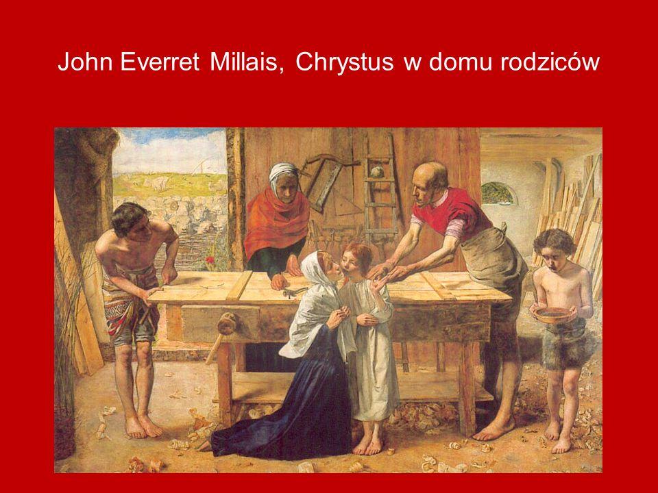 John Everret Millais, Chrystus w domu rodziców