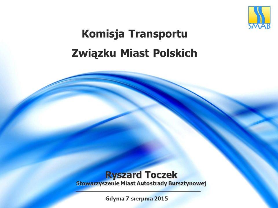 Związku Miast Polskich Stowarzyszenie Miast Autostrady Bursztynowej