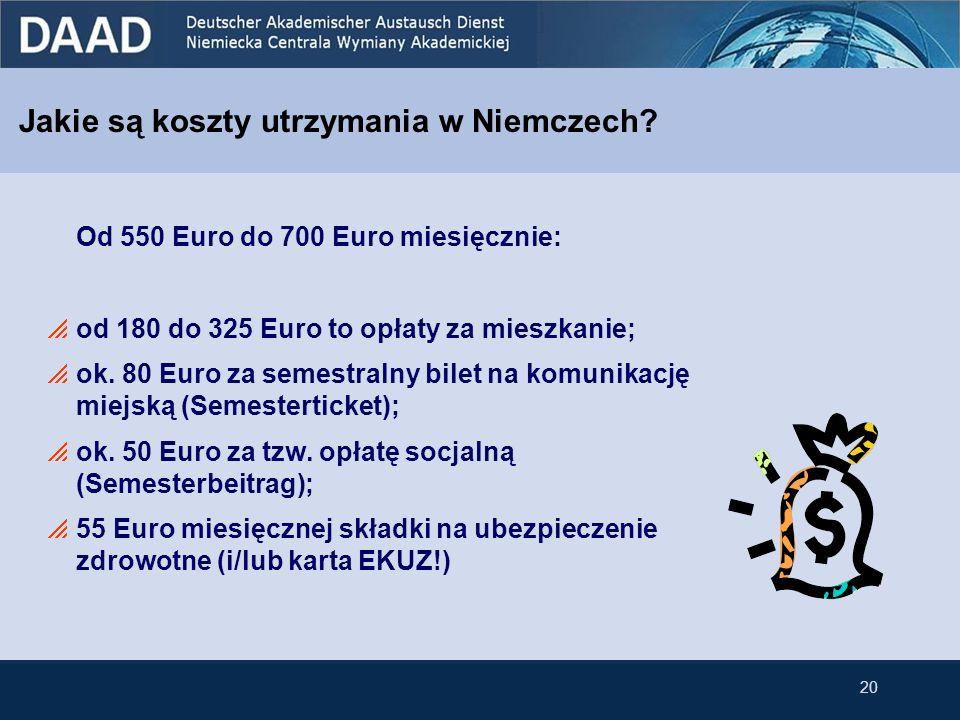 Jakie są koszty utrzymania w Niemczech